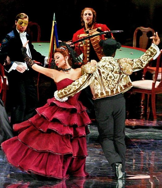 Traviata Spanish Dance